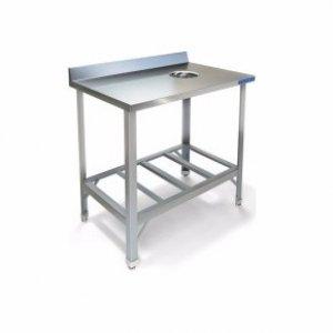 Стол производственный Техно-ТТ СПС-811/600 для сбора отходов