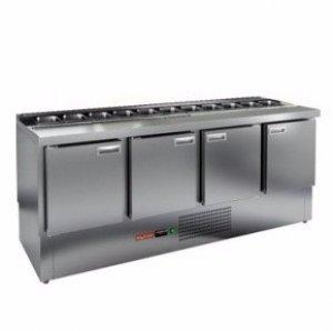 Стол охлаждаемый для салатов (саладетта) Hi Cold SLE1-111GN(1/3)