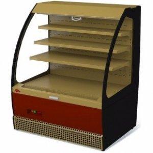 Витрина холодильная среднетемпературная демонстрационная МХМ Veneto VSo-1,3GK (крашен)