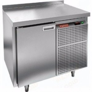 Стол морозильный HICOLD GN 1/BT (-10-18), 1 дверm, 900х700х850мм
