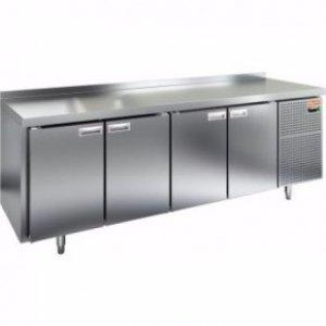 Стол морозильный HICOLD SN 1111/BT (-10-18), 4 двери, 2280х600х850мм