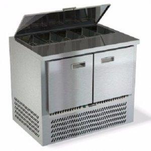 Столы для салатов Техно-ТТ СПН/С-126/20-1006
