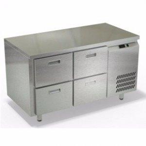 Холодильный стол Техно-ТТ СПБ/О-123/04-1307