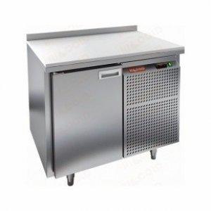 Стол охлаждаемый HiCold GN 1 BR2 TN (-2+10), 1 дверь, 900х700х850мм, увелич. объем