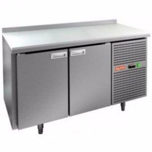 Стол охлаждаемый HiCold GN 11 BR2 TN Стол. охл.(+2+10), 2 двери, 1505х700х850мм , увелич. объем