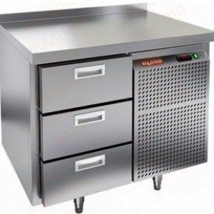Стол охлаждаемый HiCold GN 3/TN (-2+10), 1 дверь, 900х700х850мм