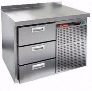 Стол охлаждаемый SN 3 BR2 TN Стол охл.(-2+10), 1 дверь, 900х600х850мм