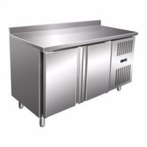 Стол с охлаждаемым шкафом COOLEQ GN2220TN бортик 2 ящика + 1 дверь