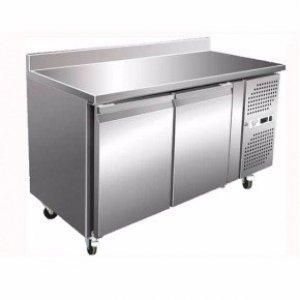 Стол с охлаждаемым шкафом COOLEQ GN2230TN бортик 3 ящика + 1 дверь