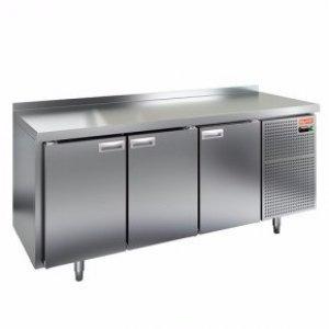 Стол морозильный HICOLD GN 111/BT (-10-18), 3 двери, 1835х700х850мм