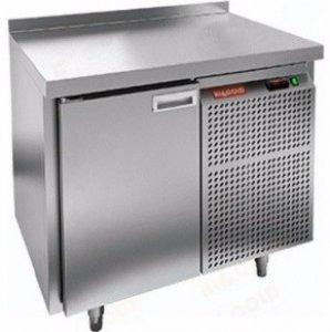 Стол морозильныый HICOLD SN 1/BT (-10-18), 1 дверm, 900х700х850мм