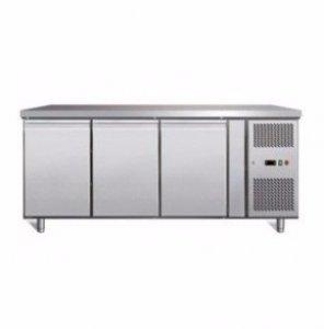 Стол с морозильным шкафом COOLEQ GN3200BT бортик