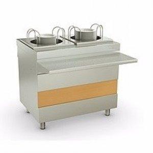 Модуль для подогрева тарелок Ревьера-950 мм