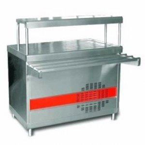 Прилавок холодильный Abat Аста ПВВ(Н)-70КМ-НШ откр.