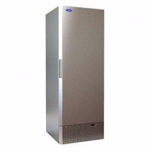 Шкаф холодильный МХМ Капри 0,7М нерж.