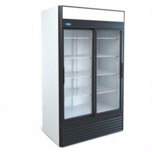 Шкаф холодильный МХМ Капри 1,12СК купе статика
