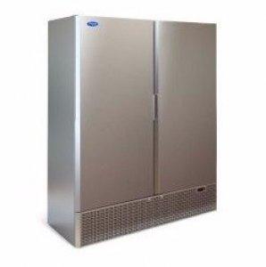Шкаф холодильный МХМ Капри 1,5М нерж.
