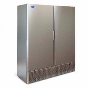 Шкаф холодильный МХМ Капри 1,5УМ нерж.
