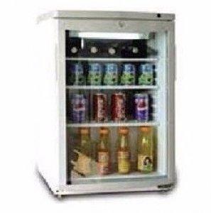 Шкаф холодильный со стеклом COOLEQ BC85
