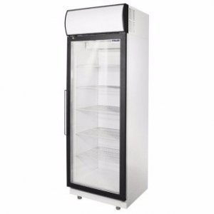 Шкаф холодильныый Polair DM105-S + мех. замок