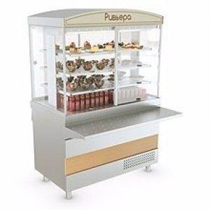 Холодильная витрина Ревьера-1200 мм