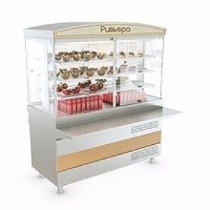 Холодильная витрина Ревьера-1500 мм