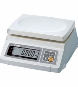 Весы эл. порционные CAS SW-5