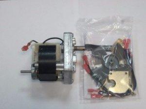 Двигатель с набором для монтажа