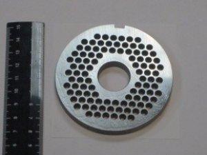 Решетка диаметр отв. 5 мм для мясорубки LM-82
