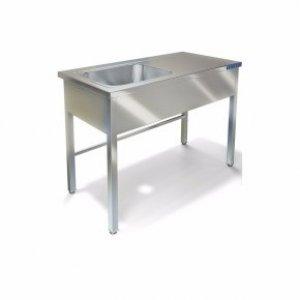 Стол производственный Техно-ТТ СПП-520/1500Л с ванной моечной