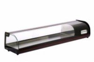 Витрина холодильная Carboma ВХСв-1,0 (под 4 гастроемкости)
