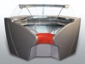 Витрина холодильная ВХСу-2 Carboma (внутренний угол)