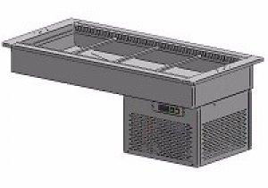 Ванна встраиваемая холодильная среднетемпературная ВВХС-1,153/0,7 (