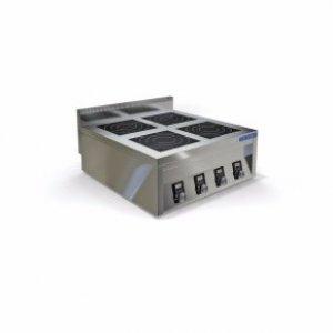 Плита индукционная Техно-ТТ ИПП-240145/210134 4-х конфорочная