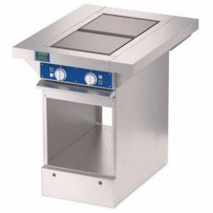 Плита электрическая Атеси Традиция-4 ЭПЧ-9-2-6 2-х конф. без духовки