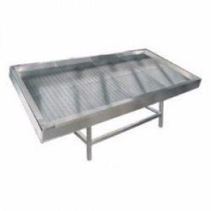 Стол для выкладки рыбы на льду Техно-ТТ СП-601/1100Ф