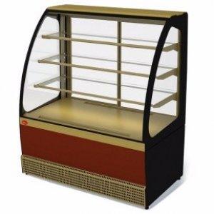 Витрина холодильная среднетемпературная демонстрационная МХМ Veneto VS-1,3 (крашен)