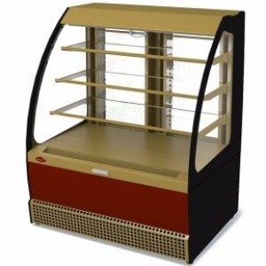 Витрина холодильная среднетемпературная демонстрационная МХМ Veneto VSo-1,3 (крашен)